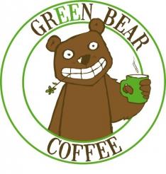 Green Bear Coffee Opéra