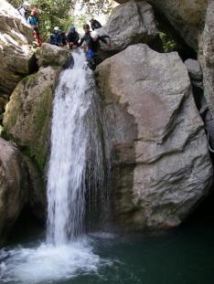 Randonnée aquatique avec EVA Location