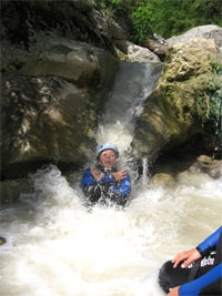 Rando aquatique avec la Base de Loisirs Acro'Parc Aventure