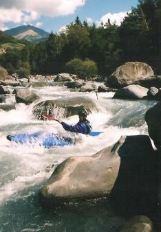 Canoë-kayak avec Yvan et loisirs