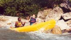 Canoë-kayak avec Aloa'venture