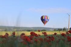 France montgolfière