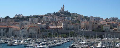Week-end vélo et sucreries au Vieux-Port de Marseille