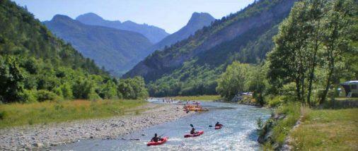La vallée de la Drôme, plaisirs sportifs et culturels